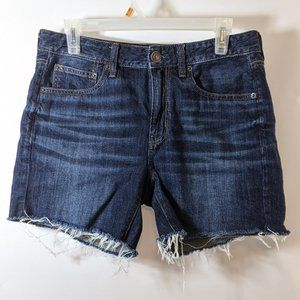 Denim American Eagle Cut Off Shorts